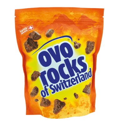 Ovo Rocks 250g - Travel Retail Edition